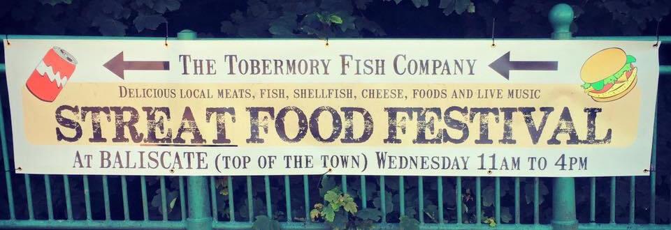 Tobermory StrEAT Food Festival