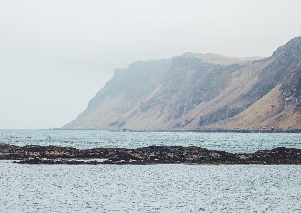 Carsaig on the Isle of Mull
